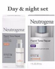 Neutrogena Rapid Tone Repair Moisturizer Day & Night Set