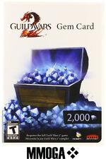 2000 Guild Wars 2 Gems Key - 2000 Gem Code for GW2 Fast Delivery NEW [PC][EU/UK]