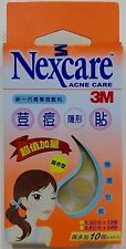 3M Nexcare Blemish Acne Clear Cover CARE DRESSING PIMPLE STICKERS PATCH 46PCS