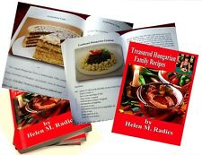 $ 5.00 OFF Shipping - Cookbook Sale - Treasured Hungarian Family Recipes® 1