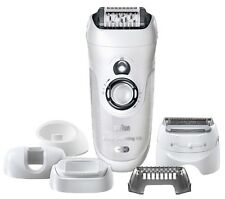 Braun Mens Body Grooming Kit Wet&Dry Epilate Trim Shave Smooth Sensitive BGK7050