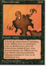 MTG Magic - 4ème Edition - Mânes infernaux -  Rare VF