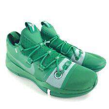 Men's Nike Kobe AD TB Exodus Clover Green Basketball Shoes Size 13.5