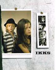 PUBLICITE ADVERTISING 104  2010  IKKS  mode pret à porter enfants