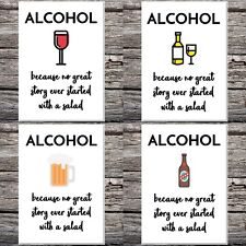 funny birthday/greetings/blank card alcohol drinking party can be