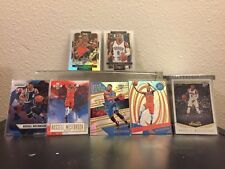 Russell Westbrook 2016/17 7 Card Lot