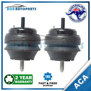 Hydraulic Front Engine Mount For Ford Falcon BA BF 4.0L 6cyl 02-08 LH & RH Pair