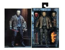 "NECA - Freddy vs Jason - Ultimate Jason Voorhees 7"" Scale Action Figure"