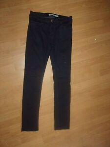 Calvin Klein Navy Blue ladies stretch Jeans size W30 L32