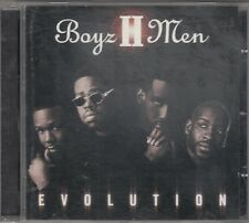 BOYZ II MEN - evolution CD