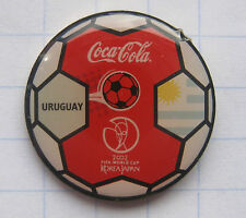 COCA-COLA / URUGUAY / FIFA WORLD CUP 2002 JAPAN-KOREA  Pin (103i)