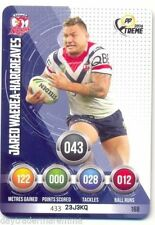 Sydney Roosters Single 2016 Rugby League (NRL) Trading Cards