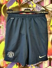 Manchester United Soccer Training Shorts Youth Size XL 13-15 years / Mens XS