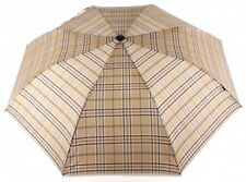 Knirps Parapluie Classic Line Topmatic SL Beige Check