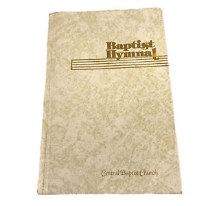 The Baptist Hymnal Convention Press 1975 Hardcover 24th Printing