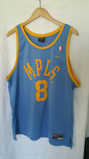 Kobe Bryant --- 2002 MPLS Throwback Jersey --- Nike Authentic Swingman #8 --- XL