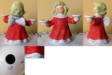 Zeitgenössisches Goebel-Porzellan mit Engel-Motiv aus