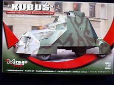 "Mirage 355026 1/35, Warsaw '44 Uprising Armoured Car ""KUBUŚ"", SCALE 1/35"