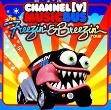 Channel [V] Magic Bus (CD) Oasis/Incubus/Jebediah/Shakaya/Wyclef/Random/Quarashi
