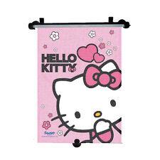 Genuine Sanrio Hello Kitty Car Sun Shade Roller Window Blind for Kids