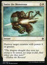 4x Smite the monstrous   NM/M   Genghis of Tarkir   Magic MTG