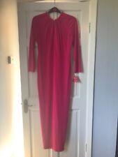 Women Maxi Dress Cocktail Evening Party Bridesmaid Formal Wedding size 16-18 new