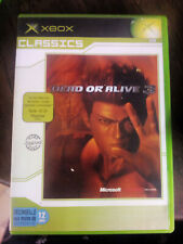 🎮 Xbox : Dead Or Alive 3 🎮 Complet 🎮