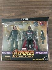 Marvel Legends Avengers Infinity War Winter Soldier & Falcon Target 2-Pack