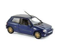 NOREV 517521 Renault Clio Williams 1996 - Blue 1:43 suberb detail