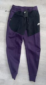 Nike Sportswear Tech Fleece Joggers Grand Purple CU4495-503 Men's Size Medium