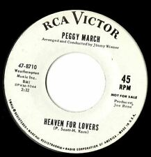 Peggy march  Heaven for lovers  Northern soul popcorn MINT-
