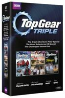 Top Gear Triple DVD (2012) The Stig New