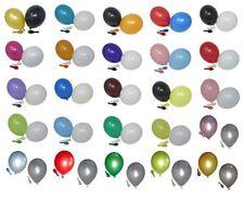 Bio Luftballons EU-Ware, 2 Farben Sets Freie Wahl SET/ Anzahl, heliumgeignet