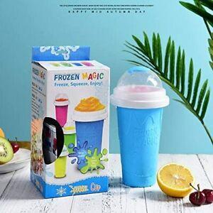 Frozen Magic Squeeze Cup Slushy Maker