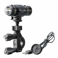 Cámara de acción Midland Bicicleta Guardian Motocicleta Dash Cámara DVR cámara de grabación de