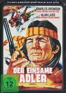 Der einsame Adler [DVD/NEU/OVP] Western mit Charles Bronson, Alan Ladd