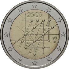 Finland 2020 - Turku universiteit - 2 euro CC - UNC