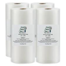 4-11x50 Rolls Food Magic Seal 4 Mil for Vacuum Sealer Storage Bag Great $$ Saver