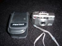 Pentax 120MI AF ZOOM COMPACT CAMERA 38mm-120mm PLUS REMOTE IN EUC GREAT GIFT