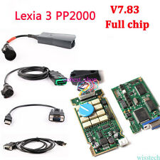 Lexia-3 PP2000 for Citroen/Peugeot Diagnostic Tool with Diagbox V7.83 Full Chip