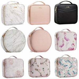 Professional Best Make Up Box Vanity Case Cosmetics Beauty Carry Bag for Travel