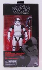 "STAR WARS 6"" first order STORMTROOPER EXECUTIONER black series THE LAST JEDI 3"