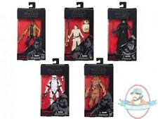 "Star Wars Force Awakens Episode 7 6"" Black Wave 1 Case of 6 Hasbro"