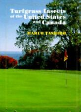 Turfgrass Insects of the United States and Canada (Comstock Book Serie-ExLibrary