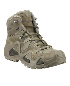 LOWA Zephyr GTX Mid TF Coyote Tactical Outdoor Boots Stiefel Wanderschuhe