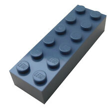 8x LEGO® Stein 2x4 3001 NEU Dunkel Azur Blau Dark Azure