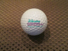 LOGO GOLF BALL-WHEELING DOWNS RACETRACK AND GAMING CENTER....