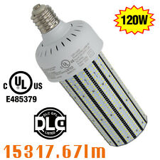 400W Metal Halide Parking Lot Light Retrofit 120W LED Corn Bulb Lamps E39 277V