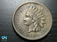 1859 Indian Head Cent Penny  --  MAKE US AN OFFER!  #B8034