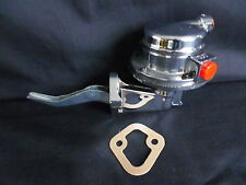 CHRYSLER VALIANT 273 318 340 360 SMALL BLOCK HIGH VOLUME FUEL PUMPS IN CHROME